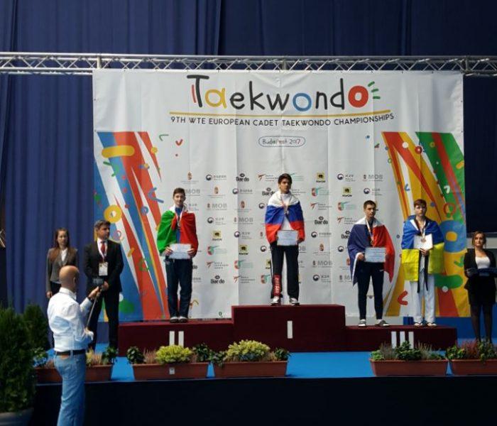Лиев Амран-Победитель первенства Европы, Будапешт 2018 год